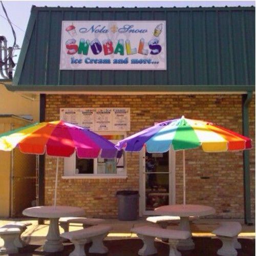 Nola Snow Snoballs
