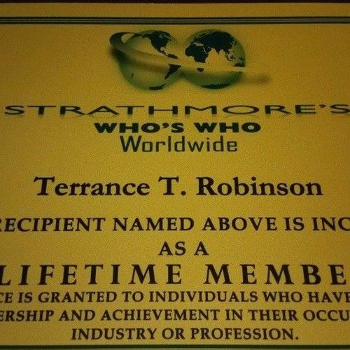 Terrance Robinson