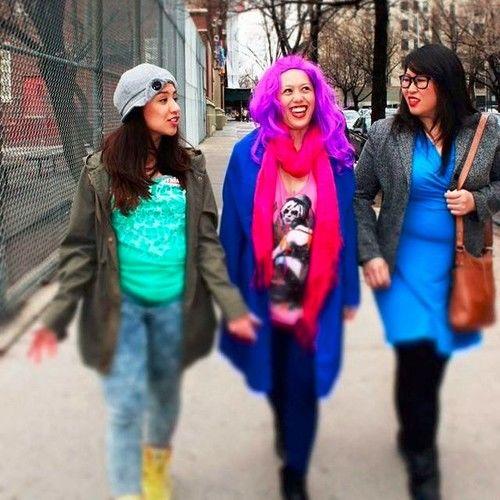 These Three Girls Webseries