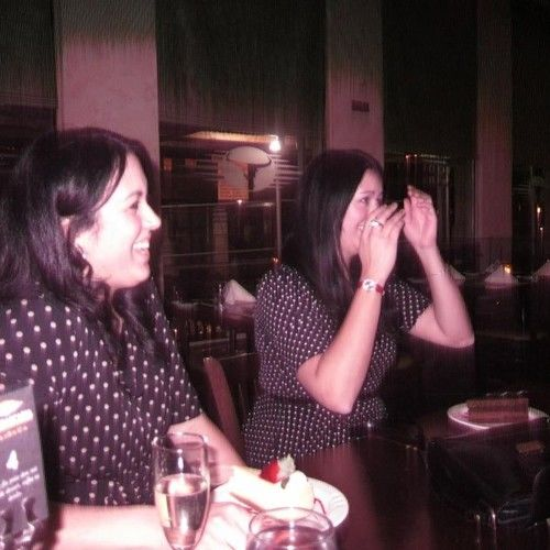 Alison & Rebecca Kelly