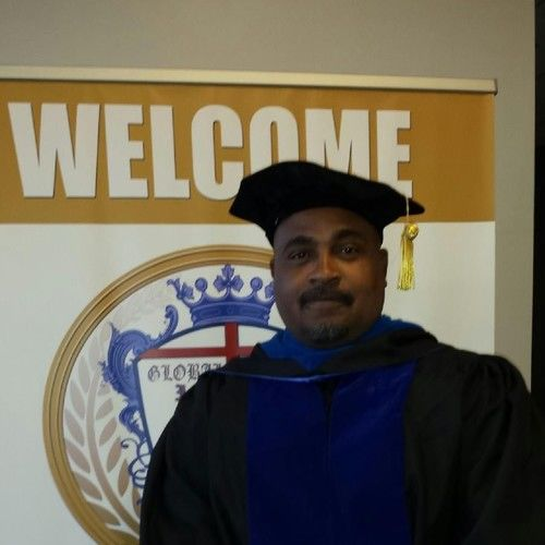 Dr. Antonio 'Ka Zarr Coleman
