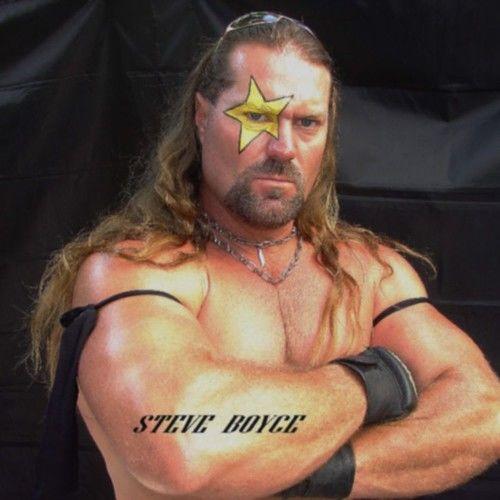 Steve Boyce