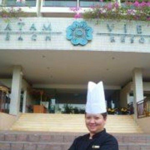 Chef Priscilla Halimtwo