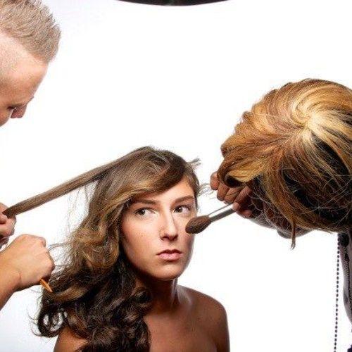 Saran Lawson Celebrity Makeup Artist
