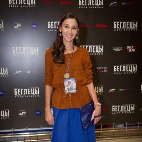 Dinara Badamshina