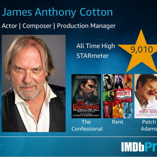 James Anthony Cotton