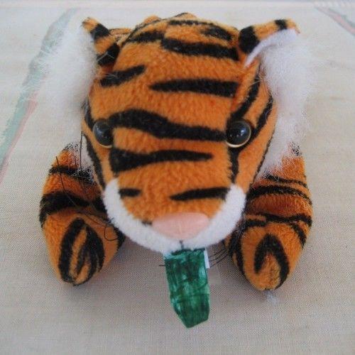 Tiger Greentongue