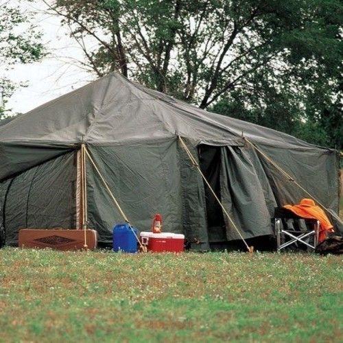 U.S. Military Tents