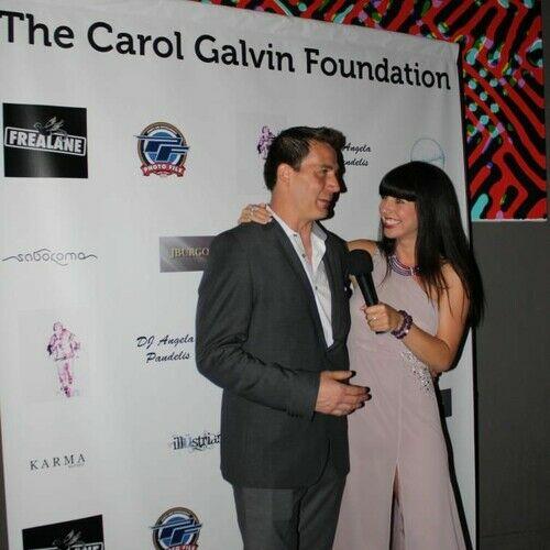 Editor  Carol Galvin Foundation's music video