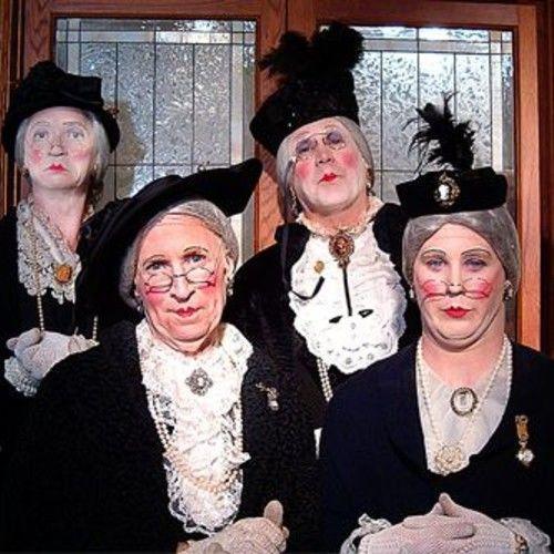 Lace Grannies