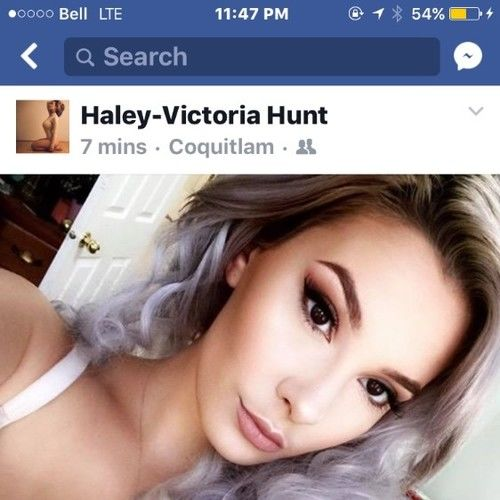 Haley Victoria Hunt