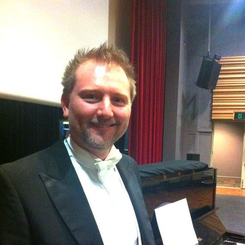 Nigel Lucas McBain