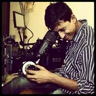 Cinematographer Shoeb Sid