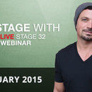 On Stage with RB - January 2015 Announced!