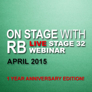 12th On Stage with RB - April 2015