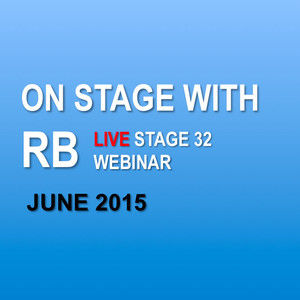 13th On Stage with RB - June 2015