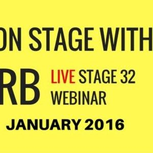 20th On Stage With RB – January 2016