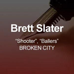 Pitch Bret Slater (Sunday, December 17th 2017)
