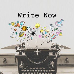 The Write Now Challenge: Isn't it Ironic?