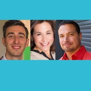 "Talking Rom Coms! Stage 32 Founder Richard ""RB"" Botto & Founder of Gidden Media, Amy Baer"