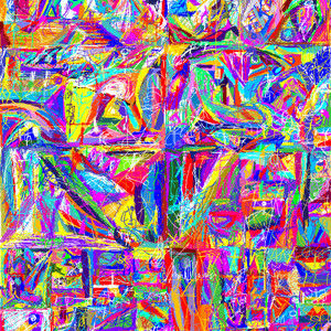 Triangular Rainbow