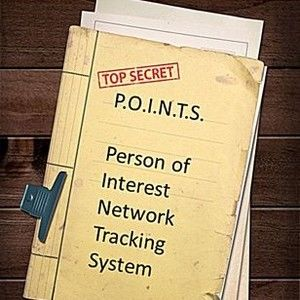 Person of Interest Network Tracking System (P.O.I.N.T.S.)