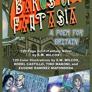 BARDS OF FANTASIA: A Poem for Britain (logline 1)