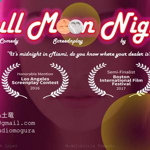 Full Moon Nights by Alex Anico