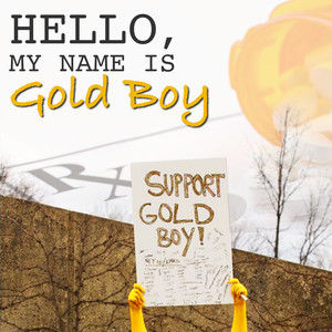 HELLO, My Name is Gold Boy