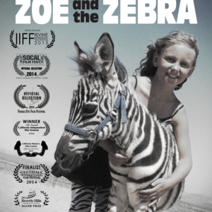 Zoe and the Zebra