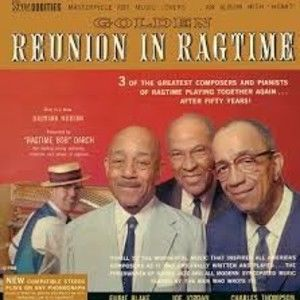"""The Joe Jordan Story """" They All Played Ragtime """"!"""