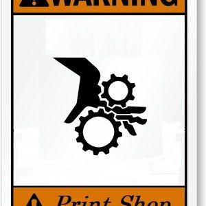 "Print Shop - ""A Printer's Life"" (Pilot)"
