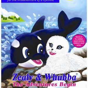 ZEALY AND WHUBBA: THE ADVENTURES BEGIN