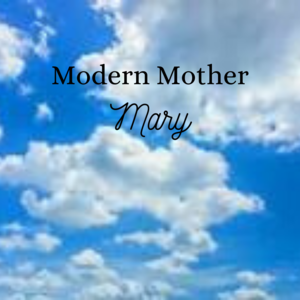 Modern Mother Mary - Christmas is Canceled!