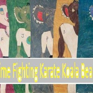 Crime Fighting Karate Koala Bears