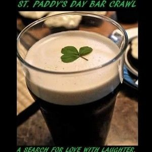 McLucky's St. Paddy's Day Bar Crawl