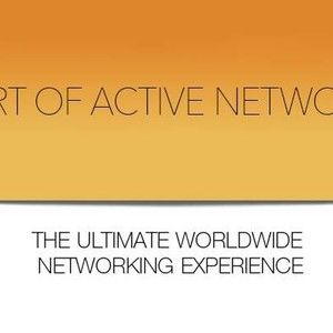 THE ART OF ACTIVE NETWORKING, PASADENA Oct 16th, 2017