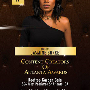 CONTENT CREATORS OF ATLANTA AWARDS