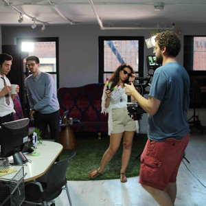 Meet Crew, Pitch Projects and Make Films