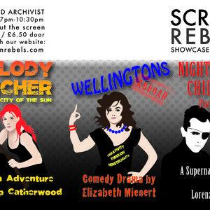 Screen Rebels Actor / Screenplay showcase