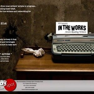In The Works: Actors Reading Writers