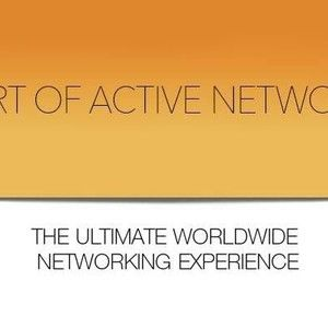 THE ART OF ACTIVE NETWORKING, Pasadena April 10th, 2017