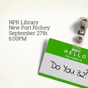 New Port Richey Screenwriter's Workshop