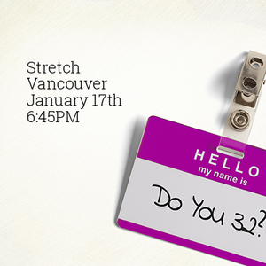 THE ART OF ACTIVE NETWORKING, VANCOUVER January 17th