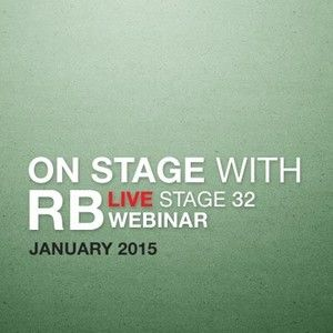 9th On Stage with RB - January 2015
