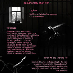 Call for actors.