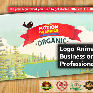 I Will Do Logo Animation Business Or Professi