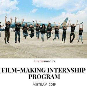 Intern Director-Copywriter & Cameraman