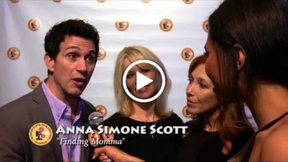 Garden State Film Festival 2016- On the Red Carpet with Anna Simone Scott