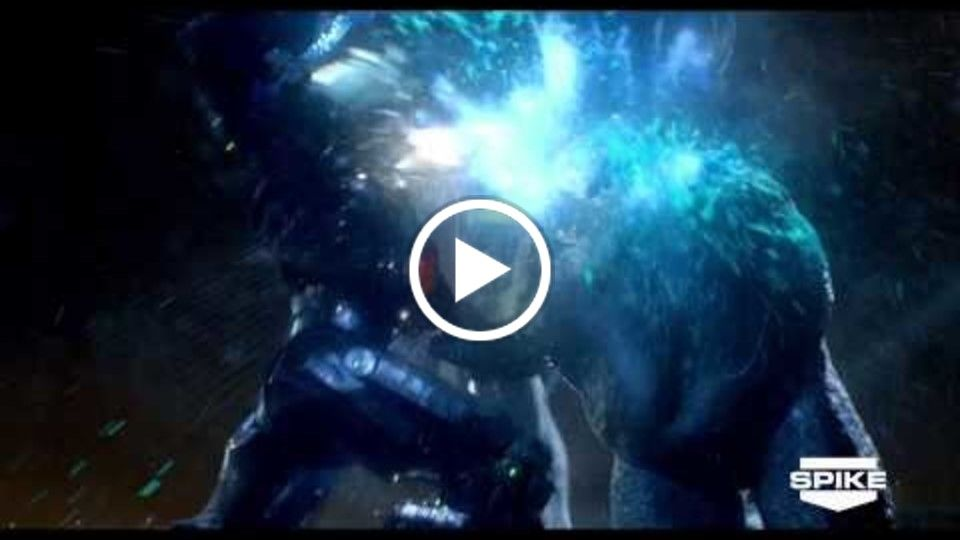 Pacific Rim - SPIKE TV